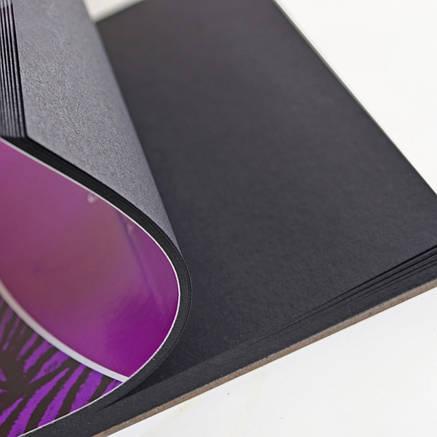 Альбом черной бумаги, СОНЕТ, А4, 150 г/м2, 32 листа ЗХК, фото 2