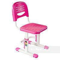 Детский стул для школьника FunDesk SST3, розовый