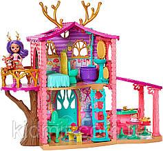 Энчантималс Домик Данессы Оленни Enchantimals Cozy Deer House