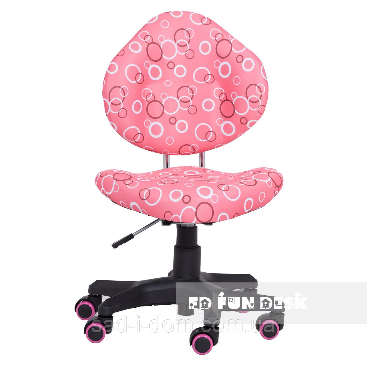 Детское компьютерное кресло FunDesk SST5, розовое