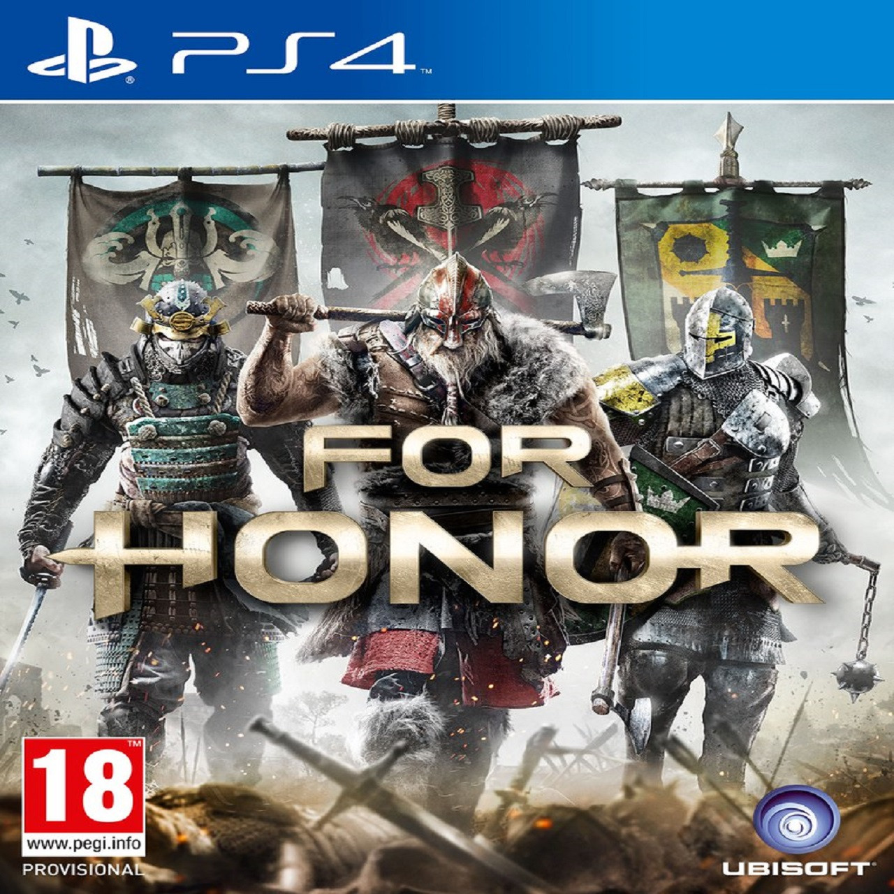 For Honor ENG PS4 (Б/В)