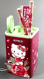 Стакан для ручек Kite Hello Kitty HK19-214