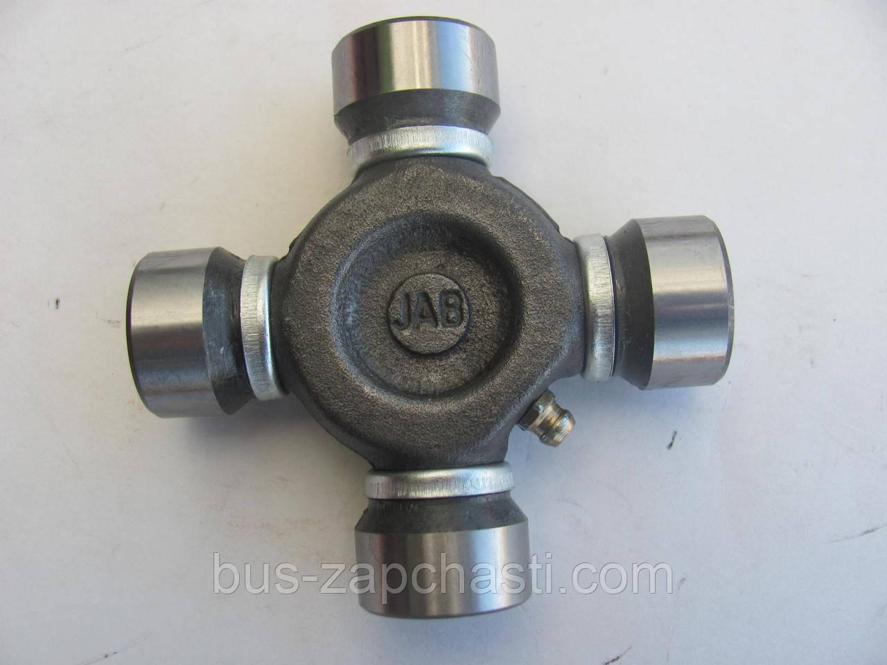 Крестовина кардана (27×88) на MB Sprinter 906, VW Crafter 2006→ — JAB (Польша) — KM-08