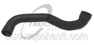 Патрубок интеркулера верхний на MB Spinter 2.2 CDI 2000-2006 — Trucktec Automotive (Германия) — 02.40.134