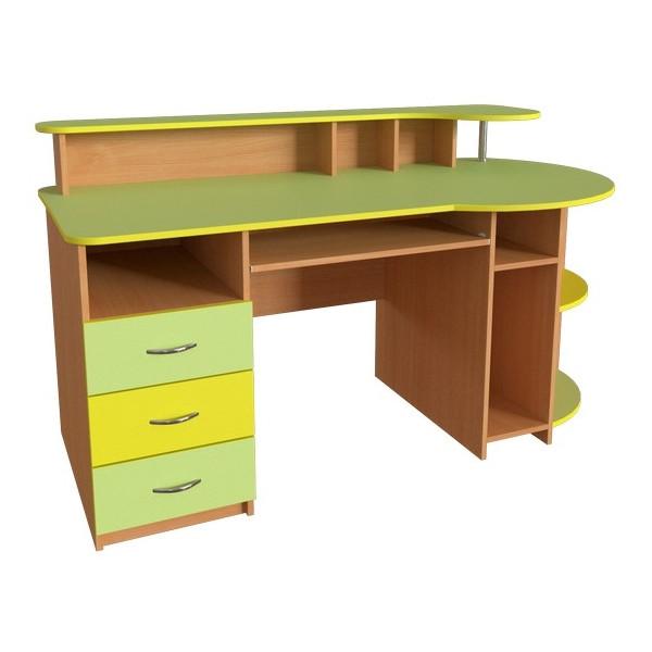Комп'ютерний стіл учительський для НУШ - Компьютерный стол учительский для НУШ, фото 1