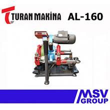 Стыковой сварочный аппарат  Turan Makina AL-160