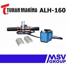 Стыковой сварочный аппарат  Turan Makina ALH-160