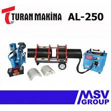 Стыковой сварочный аппарат  Turan Makina AL-250