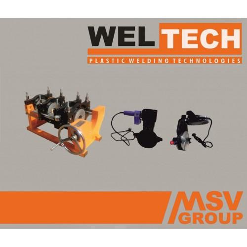 Ручной стыковой сварочный аппарат  Weltech MW-160