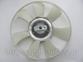 Муфта вентилятора на MB Sprinter 906 2.2 Cdi OM646, VW Crafter 2.5 Tdi 2006→ — Mercedes Original — 0002009723