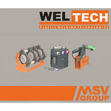 Стыковой сварочный аппарат  Weltech W-160