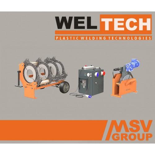 Стиковий зварювальний апарат Weltech W-315