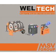 Стыковой сварочный аппарат  Weltech W-315