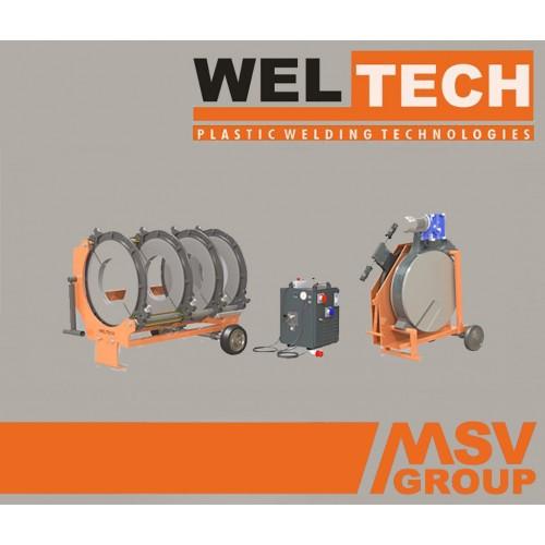 Стиковий зварювальний апарат Weltech W-630