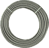 Трос оцинкований в обплетенні Ø 4,0/5,0 мм * 100 м