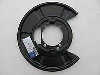 Защита колодок ручника (L/R) на MB Sprinter 906, VW Crafter 2006→ — MERCEDES ORIGINAL — 9064230420, фото 1