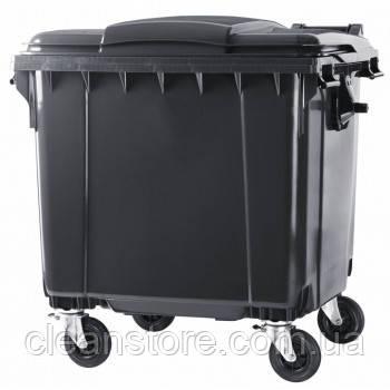 Контейнер для мусора 1100л, фото 2