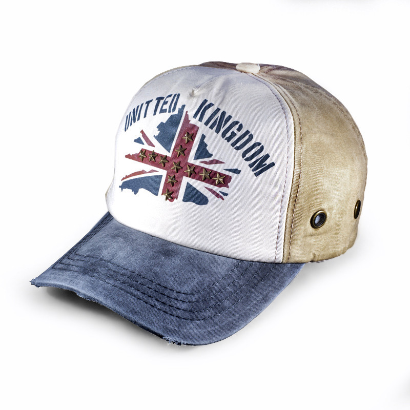 Бейсболка United Kingdom, кепка блайзер