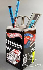 Стакан для ручек Kite Hot Wheels HW19-214