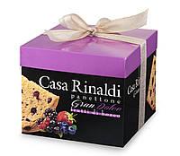 Панеттоне (кулич) c лесными ягодами Casa Rinaldi 750г
