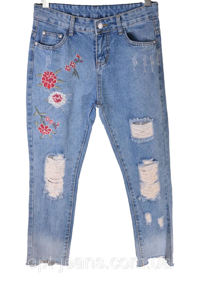 Jeans джинсы женские MOM(M-XL/4ед.) Весна-Лето 2019