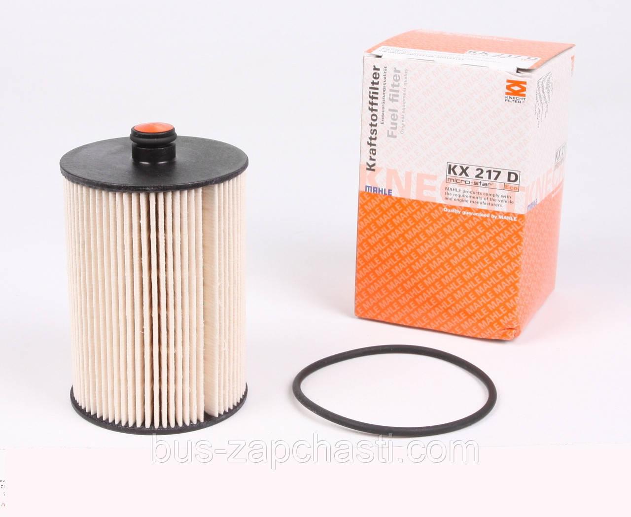Топливный фильтр на VW LT 2.8 TDI (116KW) 2002-2006 — Knecht (Австрия) — KX217