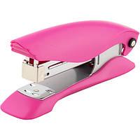 Степлер Axent Ultra пластиковий, №24/6, 25 аркушів, рожевий (4805-10-a)
