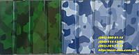 Профнастил під КАМУЖЛЯЖ (зелений, сірий), камуфляжний профнастил, металопрофіль з малюнком камуфляжу, фото 1