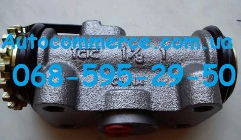 Цилиндр тормозной рабочий задний левый 5832045201 Hyundai HD65, hd72, hd78 Хюндай