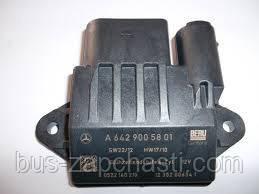 Реле свечей накала на MB Sprinter 906, Vito 639 3.0 CDI OM642 2006→ — Mercedes Original — 6429007801