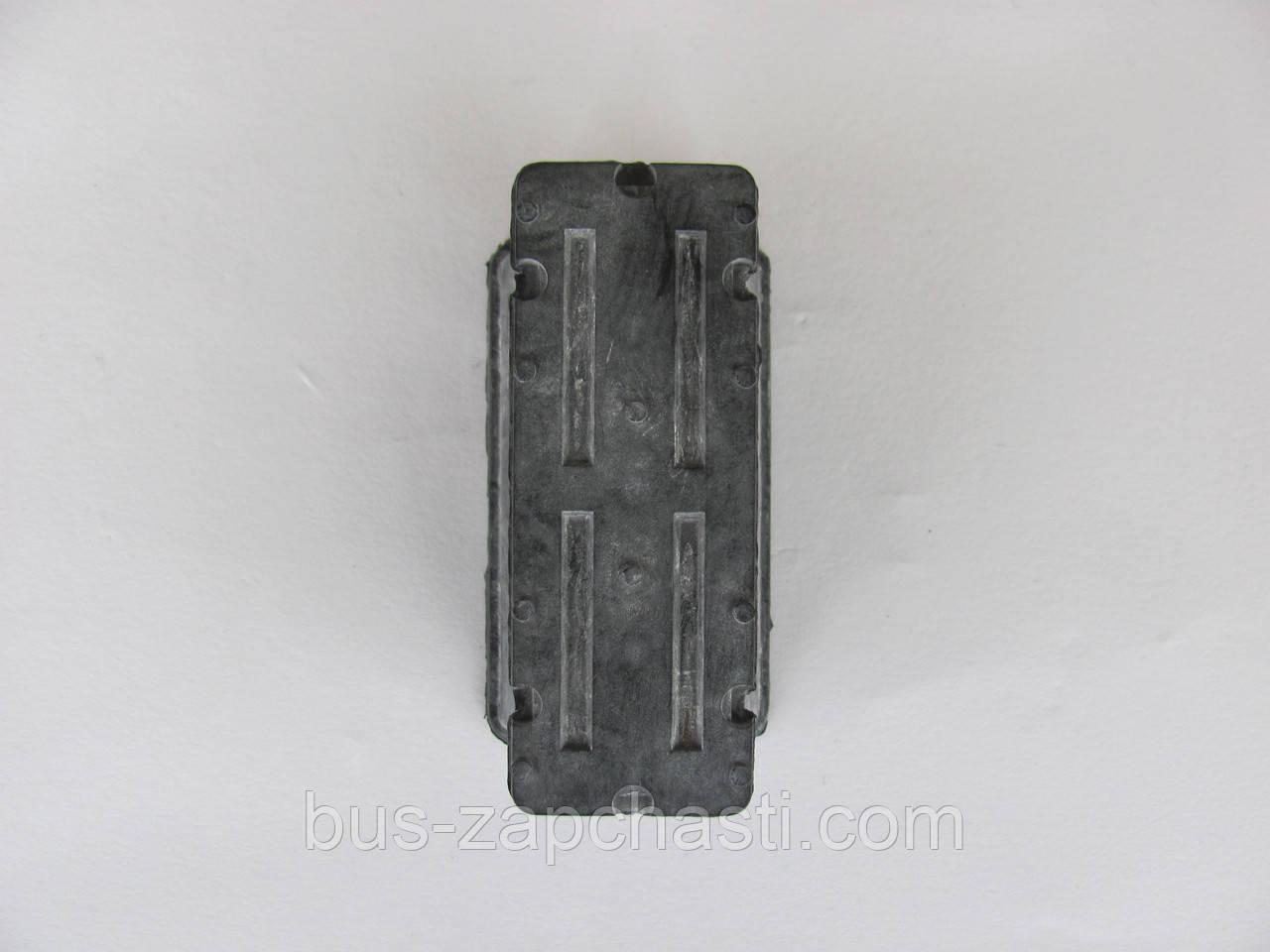 Подушка пластиковой рессоры (нижняя правая) на MB Sprinter, VW LT 1996-2006 — BC GUMA (Украина) — BC1349
