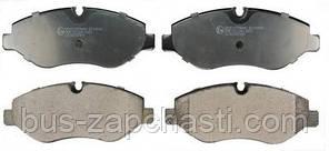 Передние колодки на MB Sprinter 906, VW Crafter  2006→, Vito 639 Brembo — Meyle (Германия) — 0252919220