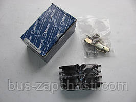 Задние колодки на MB Sprinter 906, VW Crafter 2006→ — Meyle (Германия) — 0252919019