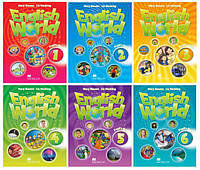 English World 1 - 6 (Pupil's Book with eBook + Workbook)