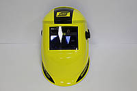 Маска сварщика хамелеон Esab WARRIOR Tech 9-13 Yellow