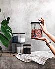 Набір ємностей для сипучих продуктів, 1,0+1,5 л., НП (арт. № 85), фото 4