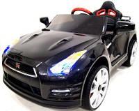 Детский электромобиль NISSAN GTR X333XX C1908 р/у,12V7AH, 20W*2, колеса EVA