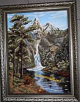 """Пейзаж """"Гірський водоспад 2"""""""