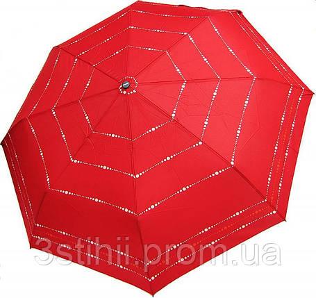 Зонт Doppler полуавтомат 730165S-3 Красный, фото 2