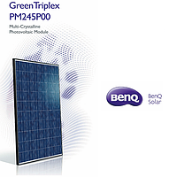 Солнечные батареи BenQ Solar Poly 260W