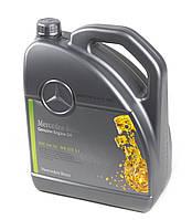 Масло моторное 5W30 (5 л) MB 229.51 (с сажевым фильтром) — Mercedes-Benz (Оригинал) — 000989940213