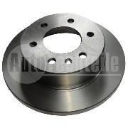 Задний тормозной диск на MB Sprinter 906, VW Crafter 2006→ — Autotechteile — 4359