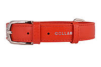 Ошейник Collar Glamour без украшений, ширина 3,5 см длина 46-60 см, фото 1