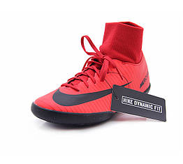 Детские футзалки Nike MercurialX Victory VI DF IC 903599-616 (Оригинал)