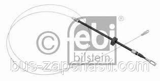 Трос ручника центральный (длинная база) на MB Sprinter, VW LT 1996-2006 — Febi (Германия) — 23973