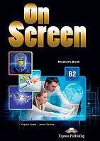 On Screen B2 Student's book + Workbook