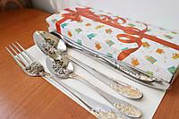 Набор посуды с гравировкой имени