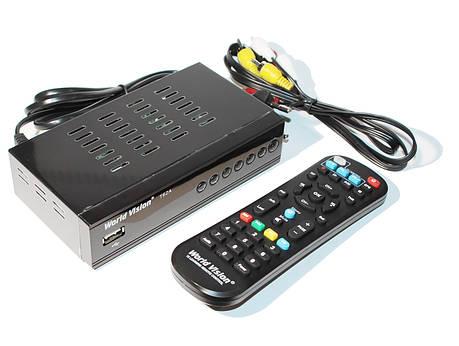 ТВ-ресивер World Vision T62A, фото 2