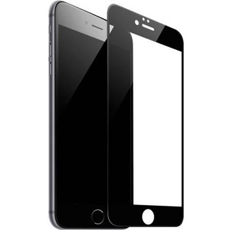 Защитное стекло SІtealth 0.19 мм 2.5D for iPhone 7 тех упак., фото 2