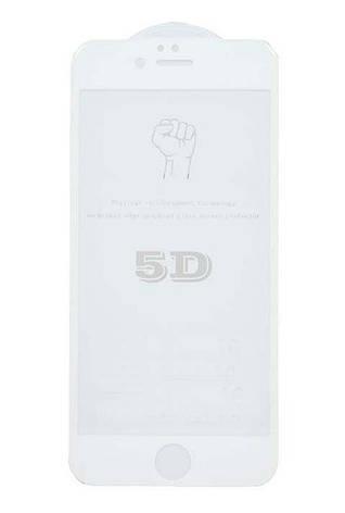 Защитное стекло Screen Guard iPhone 6 техпак 5D, фото 2